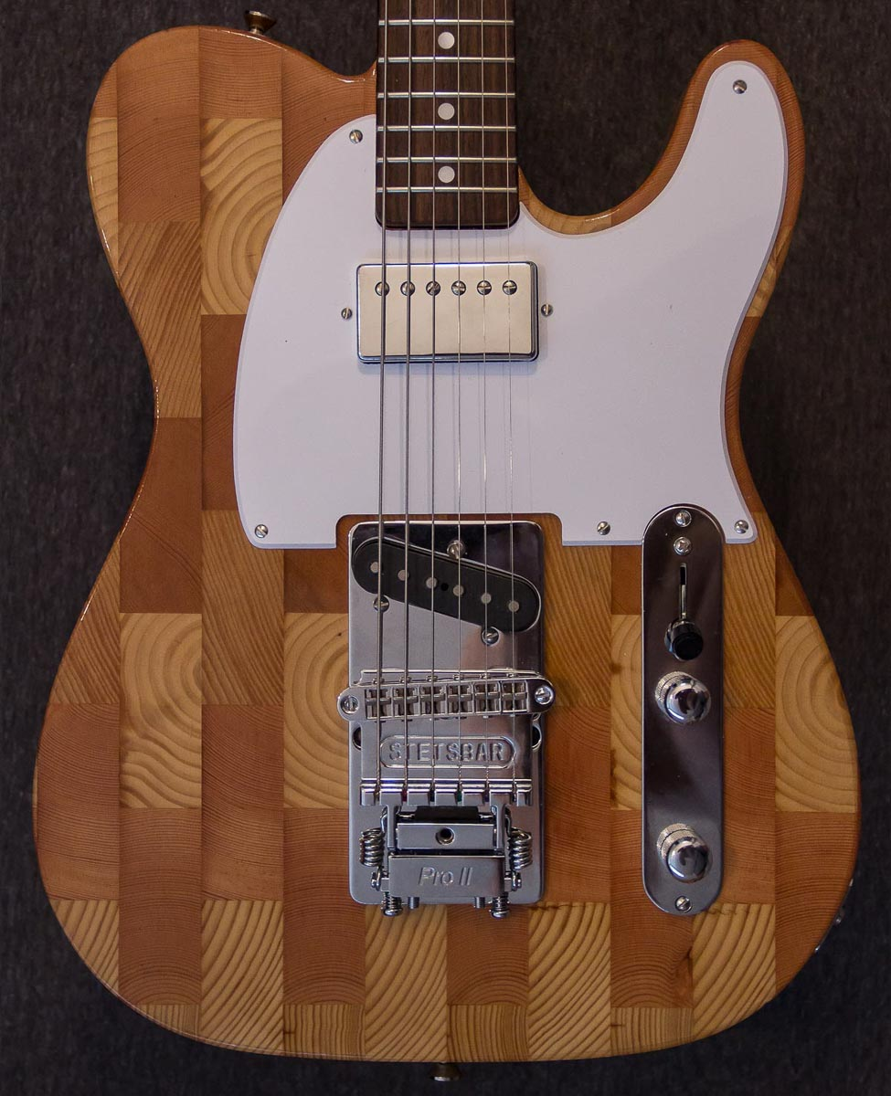 Inventory Wallace Detroit Guitars