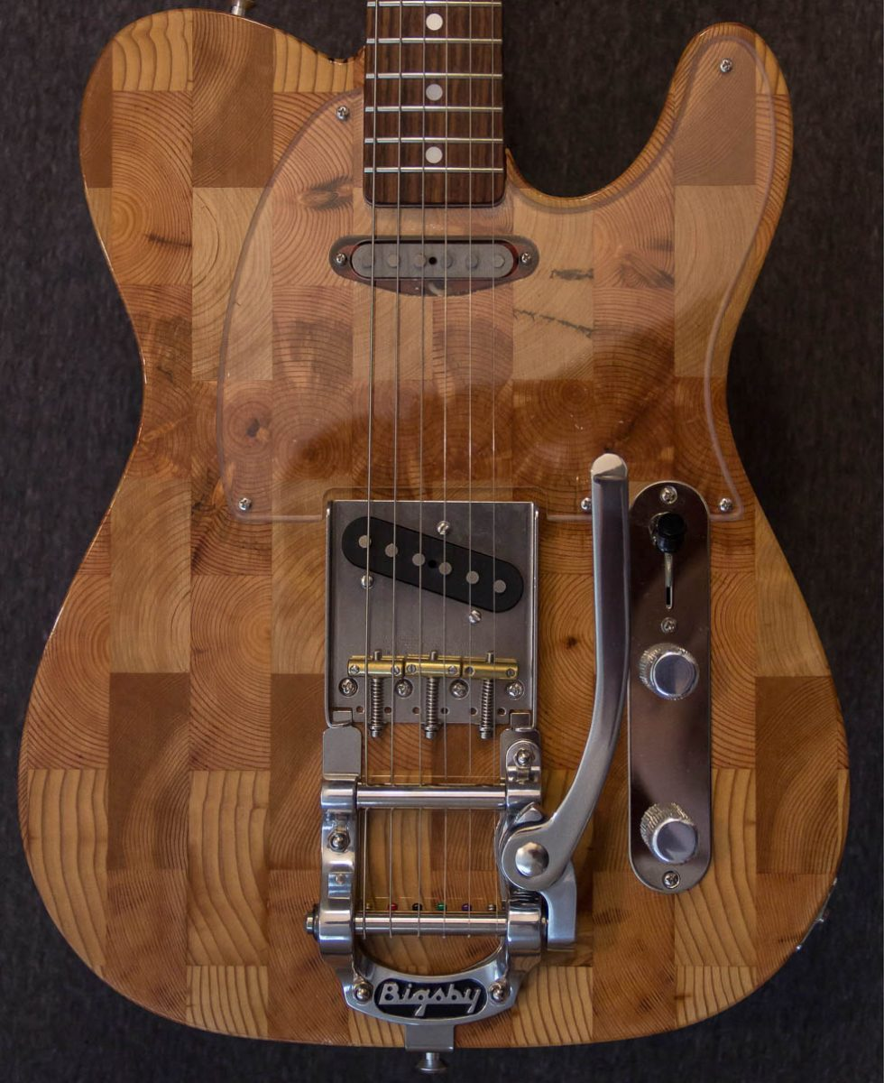 Wallace Detroit Guitars The Sound Of The Motor City